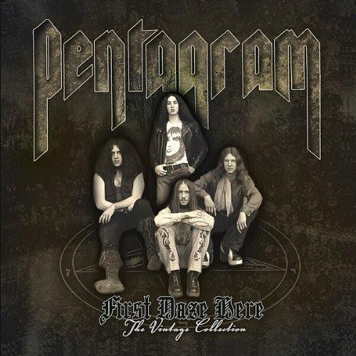 Pentagram - First Daze Here Album Cover