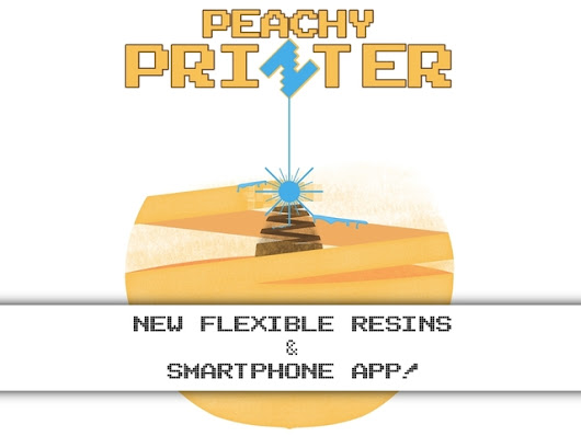The Peachy Printer - The First $100 3D Printer & Scanner!