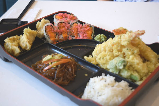 Kibo Sushi in Toronto's Cabbagetown: Review