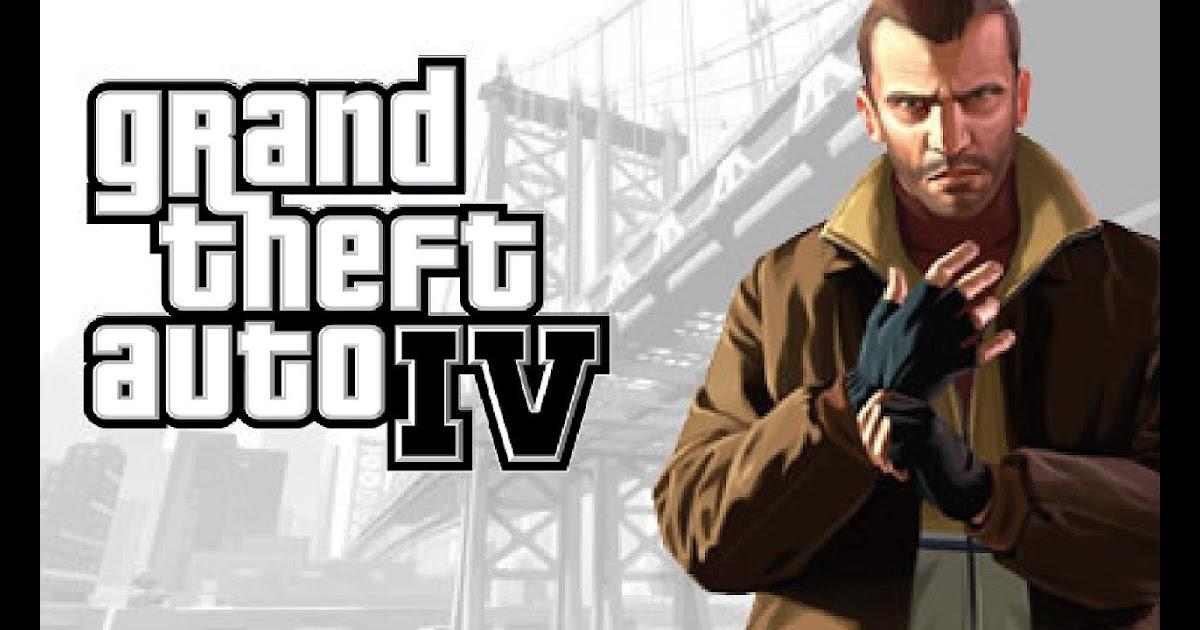 Descargar Grand Theft Auto IV: Complete Edition Para Pc (Full / Español) - GomezEnterprises