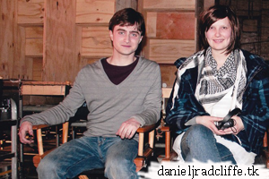 Willow Foundation: Jo meets Daniel Radcliffe