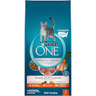 Purina One Cat Food, Super Premium, Tender Selects Blend with Real Chicken, for Adult Cats - 7 lb