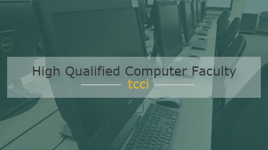 TCCI – High Qualified Computer Faculty At Ahmedabad