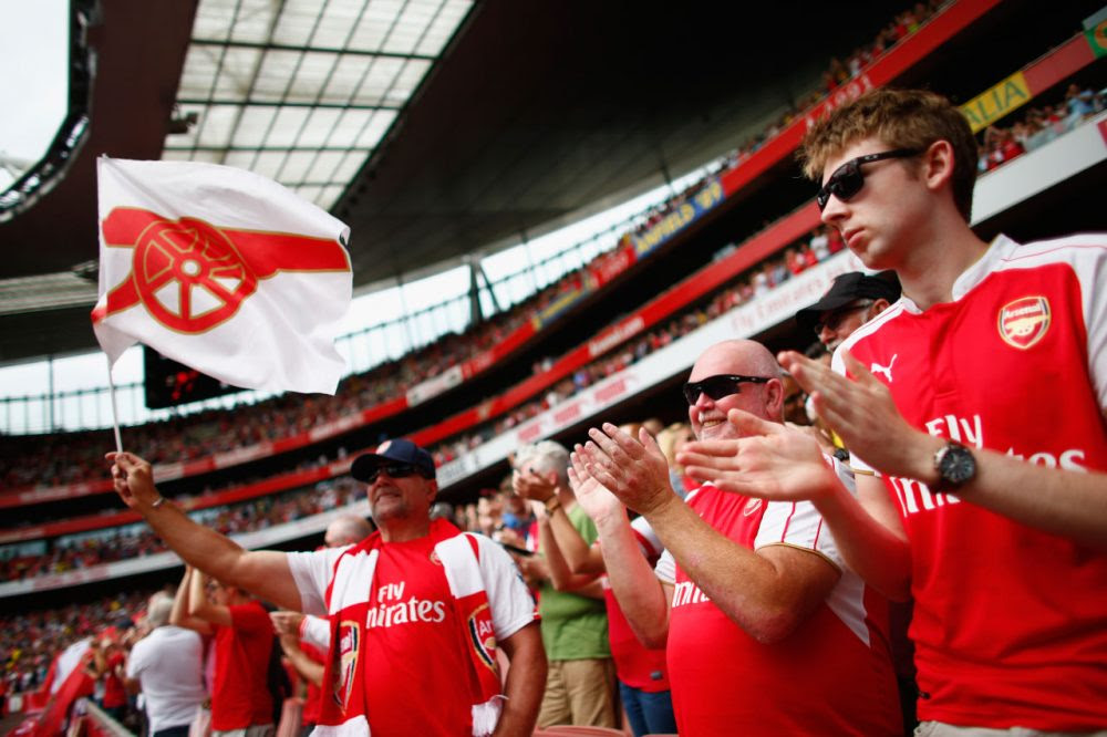 Claude And Ty: How Two ArsenalFanTV Stars Represent All ...
