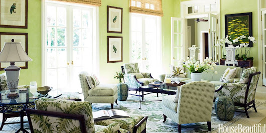 Rooms Color Meaning - Paint Color Meaning