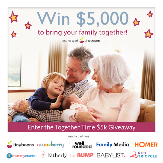 Together Time $5k Giveaway