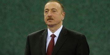 АЗЕРБАЙДЖАН. Ильхам Алиев провел встречу с Валерием Герасимовым в Баку