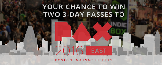 PAX East IndieBox Give-Away