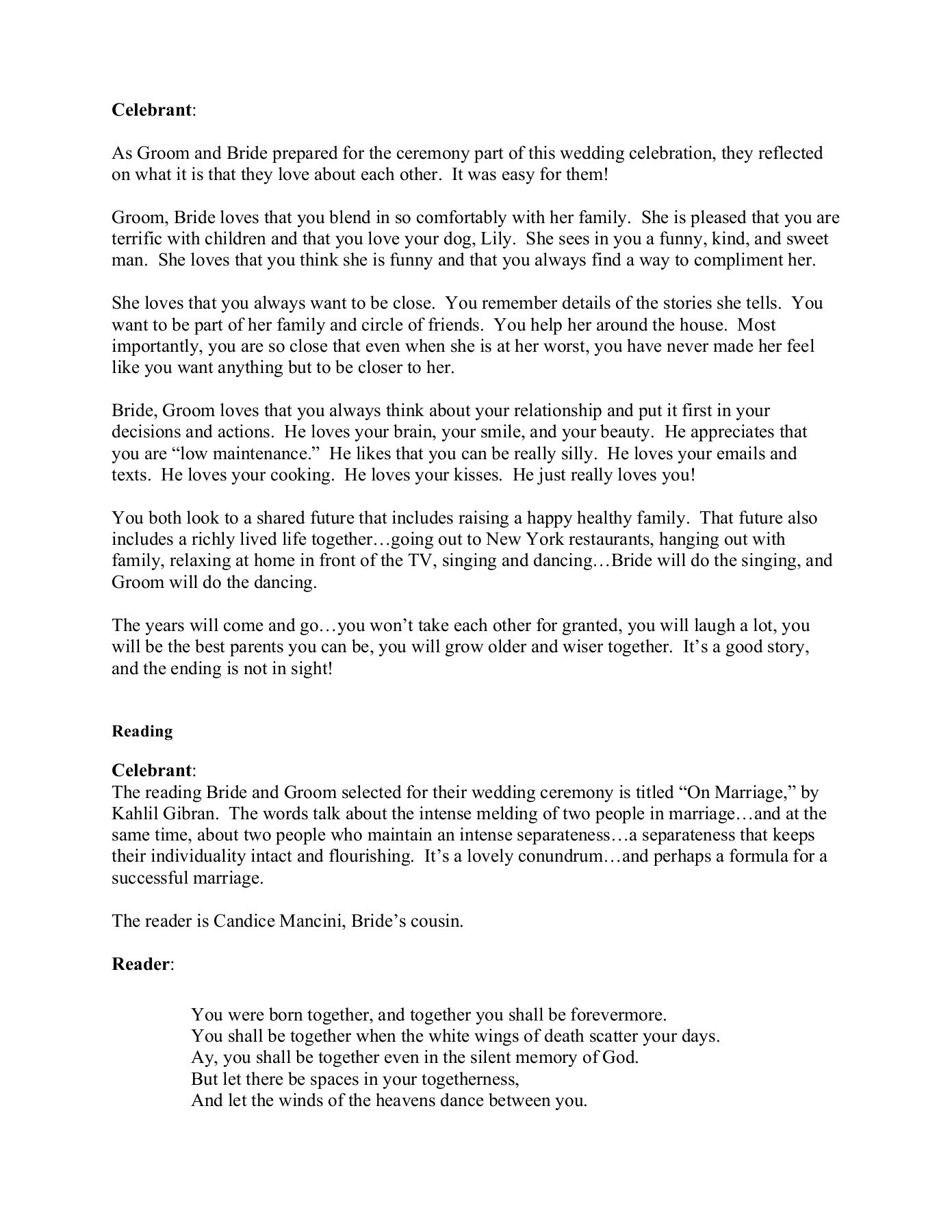 Funny Wedding Ceremony Script Funny Png