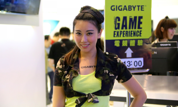 Booth Babes Computex 2014 (47)