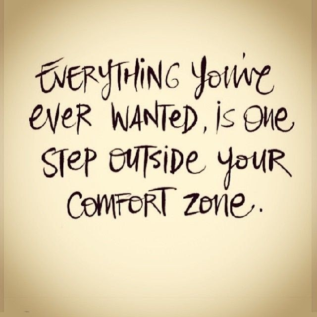 Step Outside Your Comfort Zone Pictures Photos And Images For