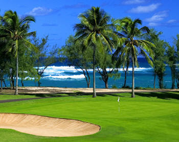 Palmer Course at Turtle Bay Resort