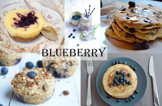 Top 5 Blueberry Recipes (from bloggers) | Brussels Food Friends