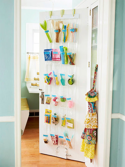 45 Simple, Creative DIY Spring Organizing Ideas + A Crate and ...