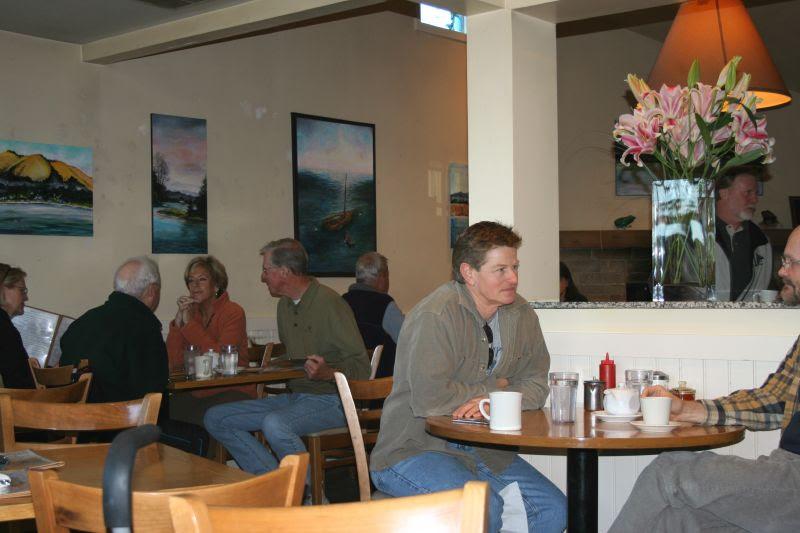 Parkside Cafe Interior