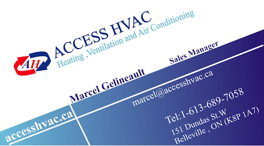Our newest website launch – Access HVAC