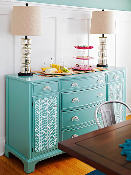25 Weekend Home Decorating Projects