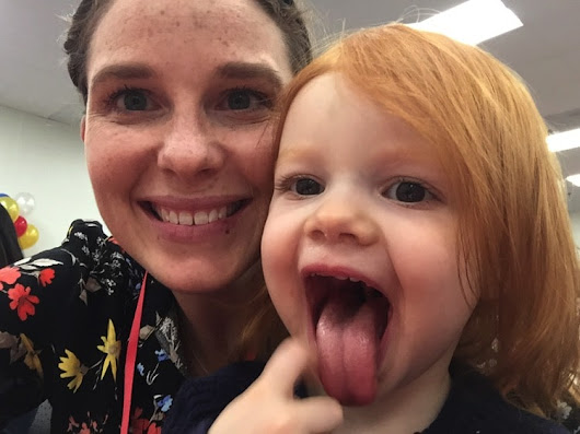 Whatever Gets You Going | Mommy and Me Monday | 353rd ed