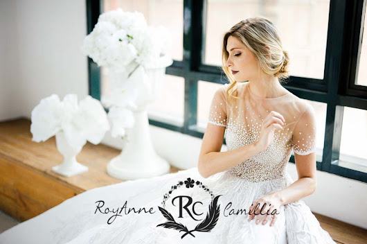 2017 Exhibit Collection - RoyAnne Camillia Couture- Bridal Gowns and Gown rentals in Manila