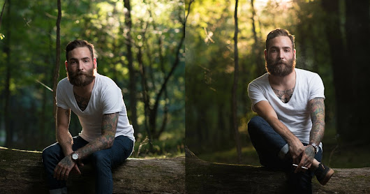 Portrait Tip: Flash and Shade Don't Mix, Here's How You Fix That