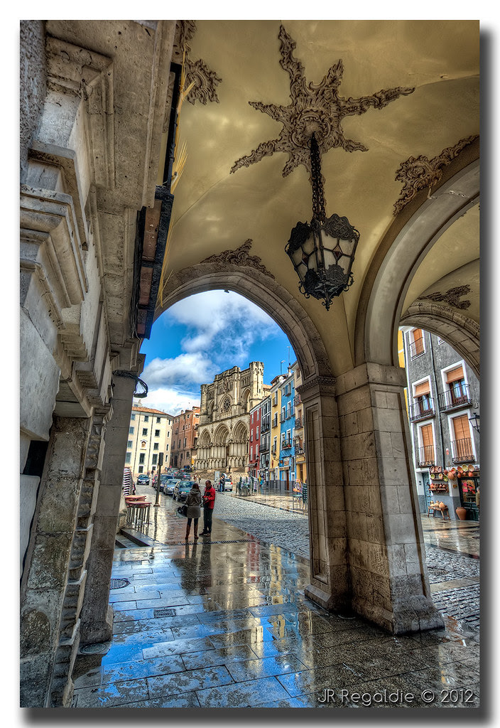 Arcos tras arco by JR Regaldie Photo