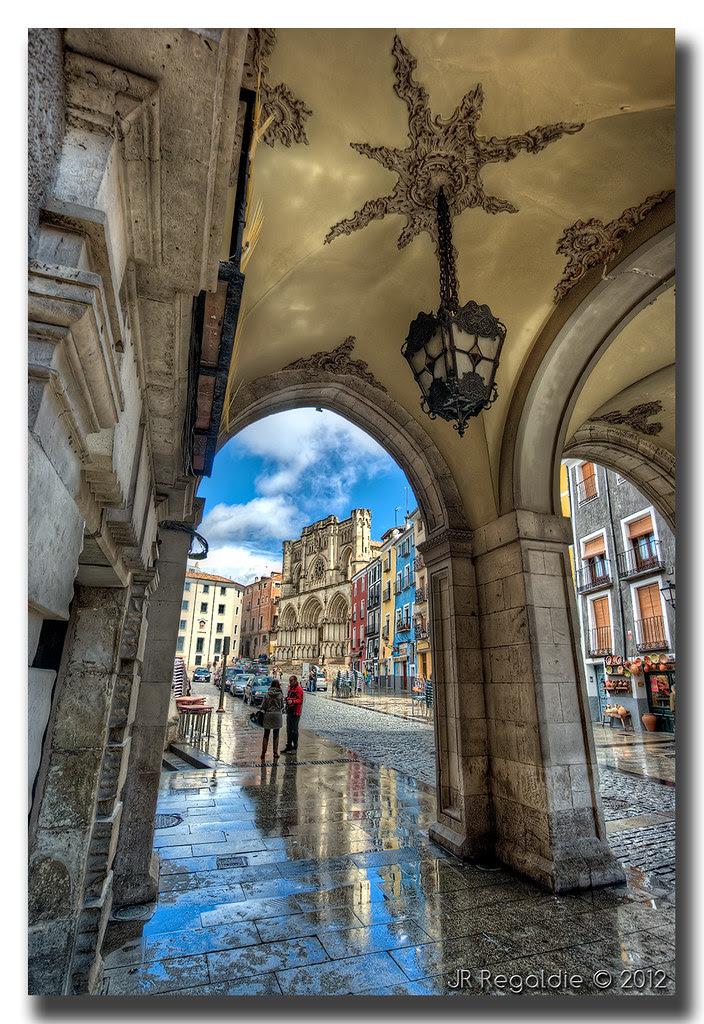 Arcos tras arco by JR Regaldie Photo