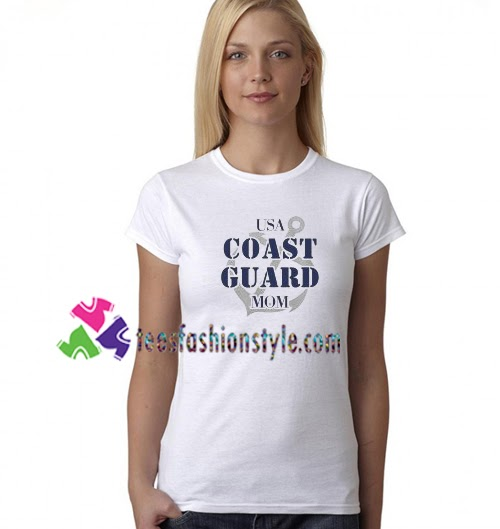 US Coast Guard Mom Shirt National Guard Birthday Shirt #nationalguard #army #military #airforce #navy...