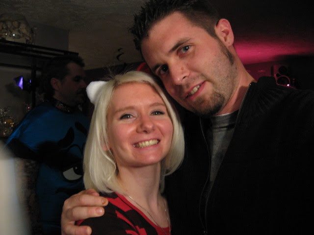 Cody & Me - Halloween 2009