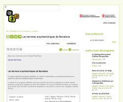 Barreras arquitectónicas de Barcelona, barreras físicas y mentales (edu3.cat)