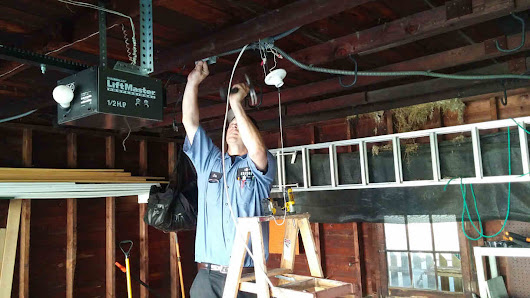 Garage Wiring Repairs in Minneapolis