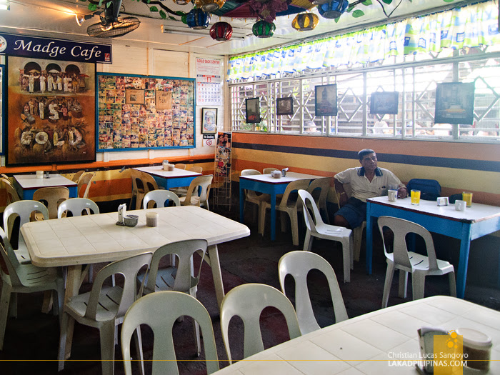 Humble Interiors at Madge Café in Iloilo City