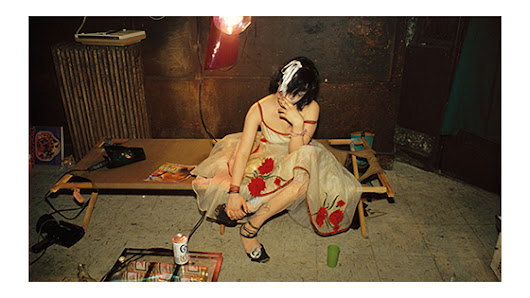 Nan Goldin.The Ballad of Sexual Dependency