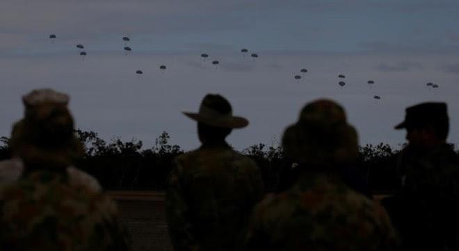 Ảnh: Mỹ - Australia tập trận đổ bộ quy mô lớn nhất từ trước tới nay - Ảnh 2.
