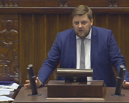 Piotr Apel w debacie o CETA: Tymczasowe stosowanie tej umowy to zdrada stanu