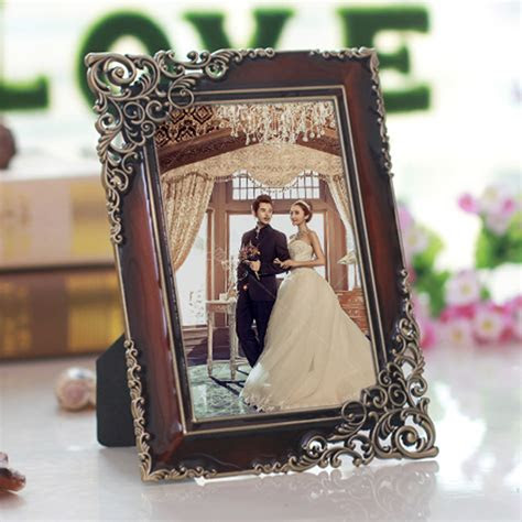 vintage metal photo picture frames metal picture holders