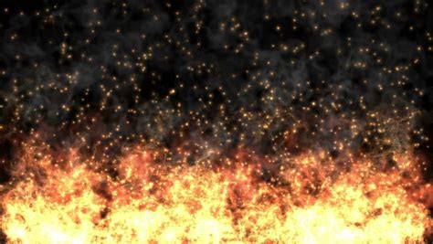 powerful fire burning background full hd computer