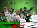 supporter vive algérie