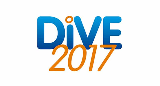 Win a pair of tickets to DIVE 2017!!!
