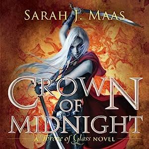 Crown of Midnight: A Throne of Glass Novel | [Sarah J. Maas]