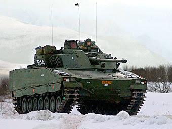 CV-90. Фото пользователя Gjermis с сайта wikipedia.org