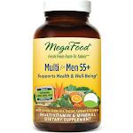 MegaFood Multi for Men 55+ 120 Tablets