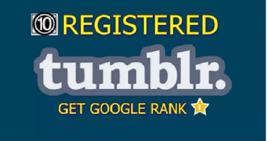 erwinaga09 : I will register 10 expired tumblr blogs pa 30 plus for $5 on www.fiverr.com