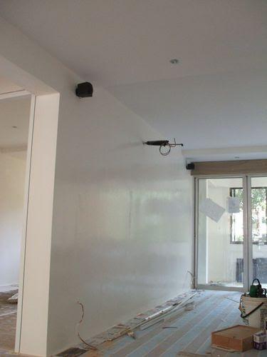Living Room Final Paint Coat
