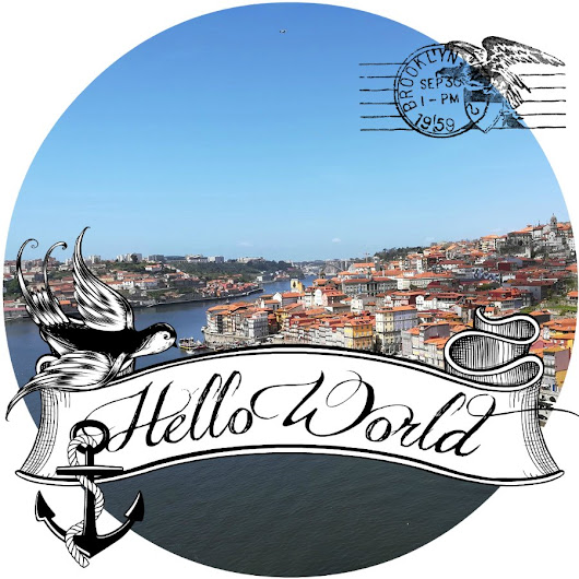 Hallo Portugal! #1: Porto - early birdy