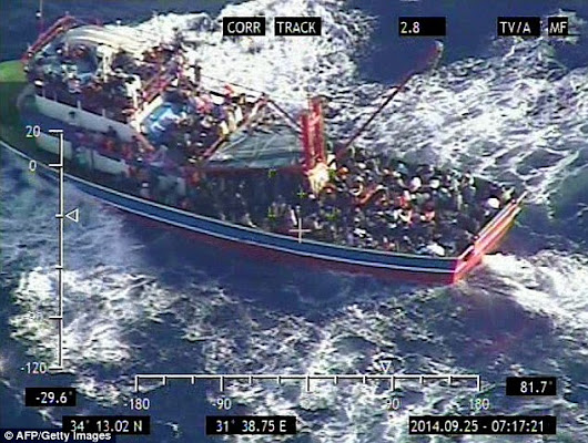 Migrants refuse to disembark from cruise ship that rescued them | Maritime news | VesselFinder