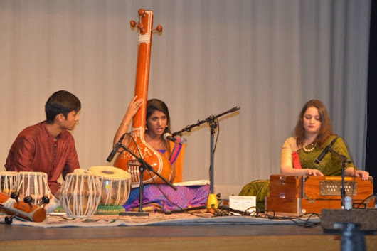 AIMFA 33rd Annual Indian Music and Dance Competition in Slayton House Theater