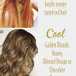 How To Dye your Hair According to your Skin Tone | Pinterest | Hair coloring, Makeup art and Dye hair