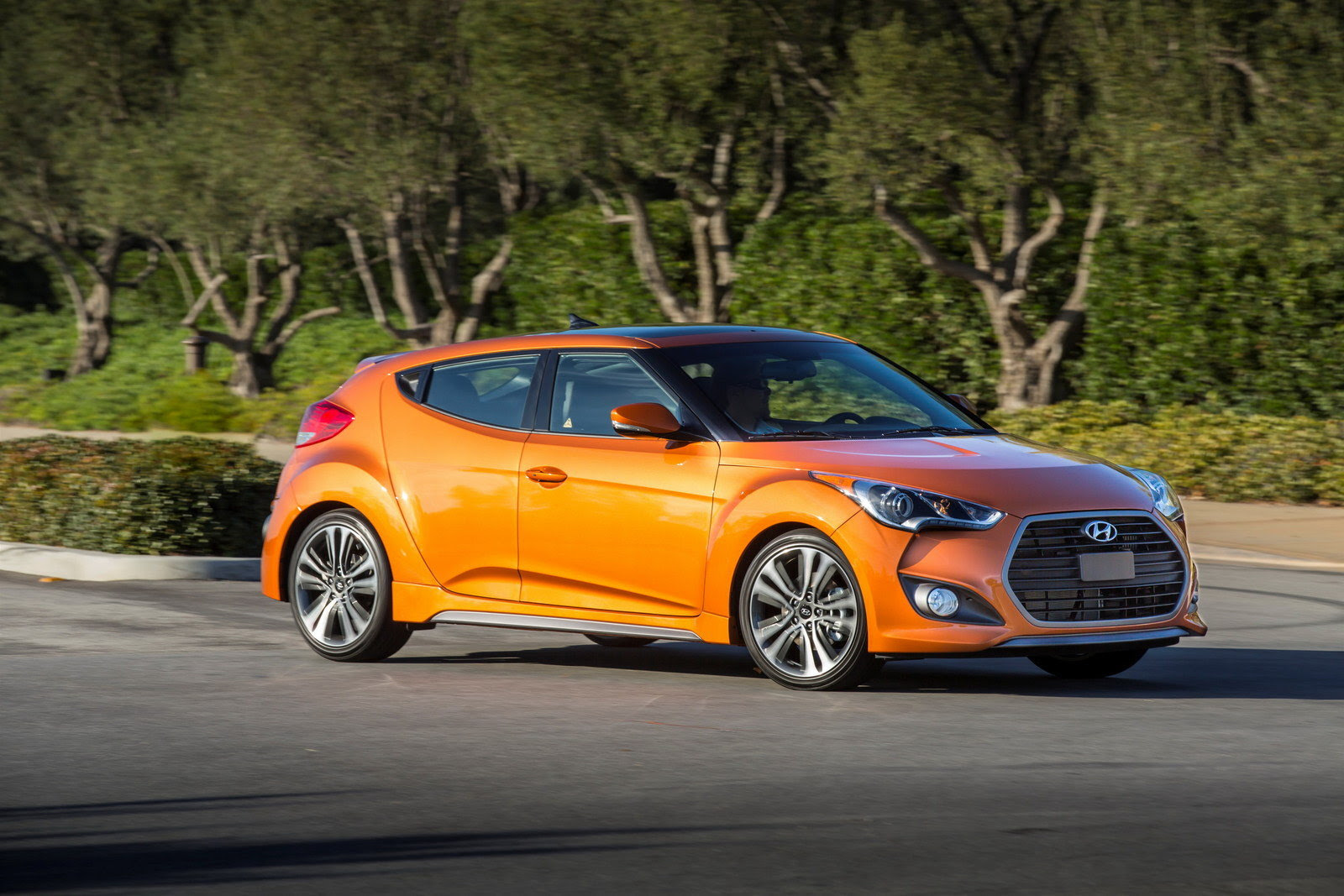 2016 Hyundai Veloster Turbo - Picture 617094   car review ...