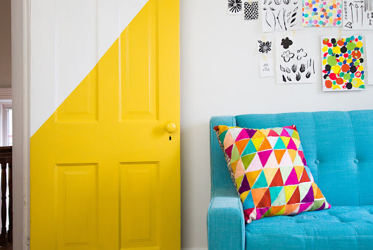 10 Ways Paint Can Transform Just About Anything