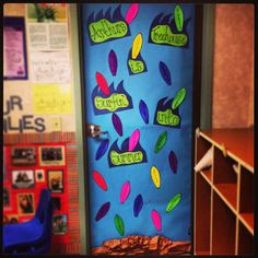 Classroom Door Ideas on Pinterest